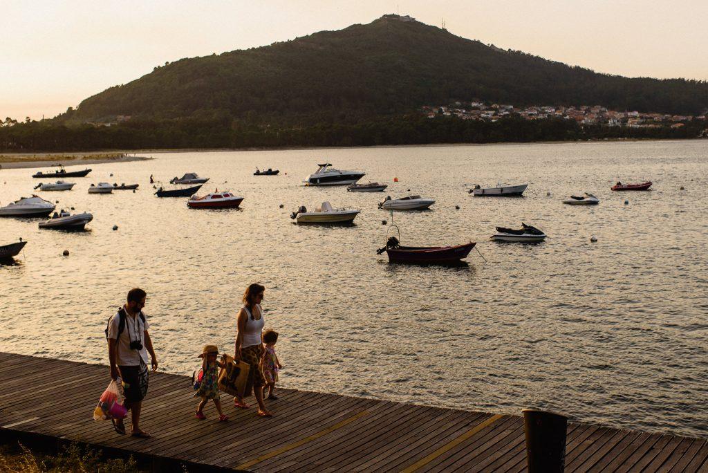 Family Session - Familia Vilela - Caminha - Portugal - Photo by Luis Efigénio