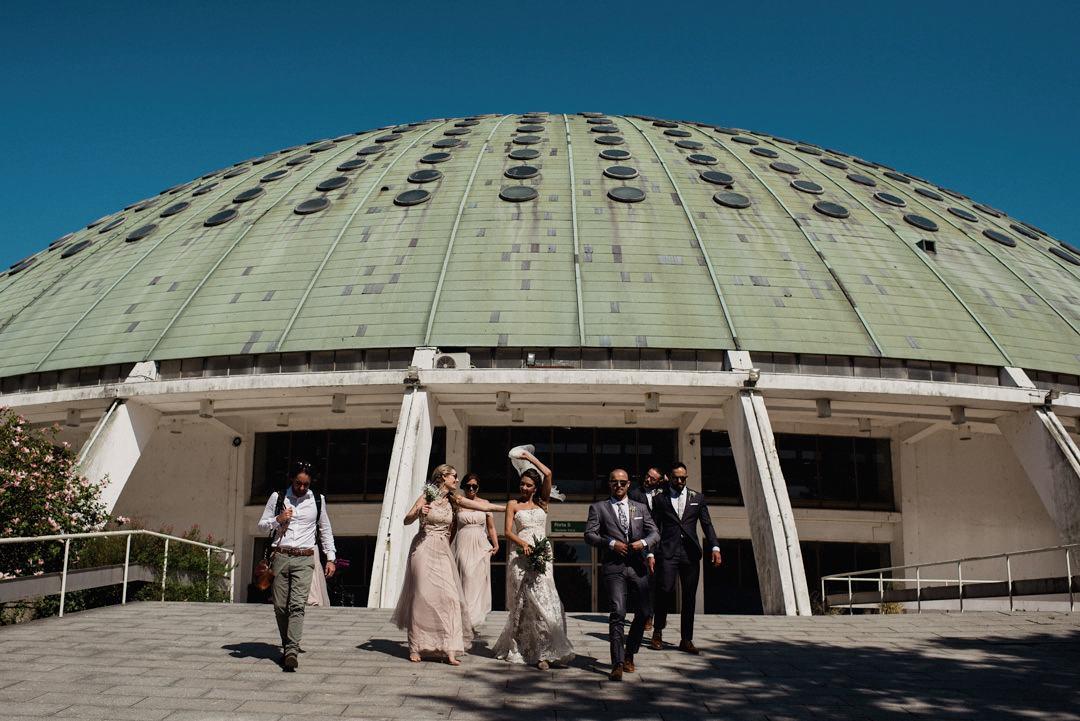 palacio de cristal wedding