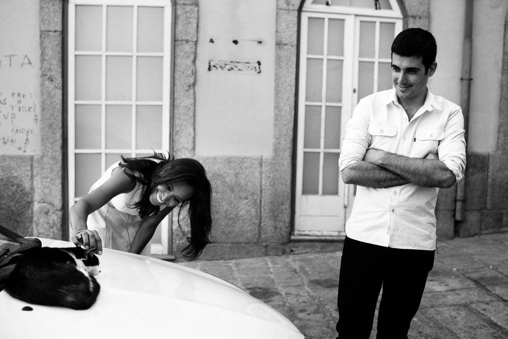 Engagement session in Porto, Portugal - Juciely & Miguel - Photo Luis Efigenio