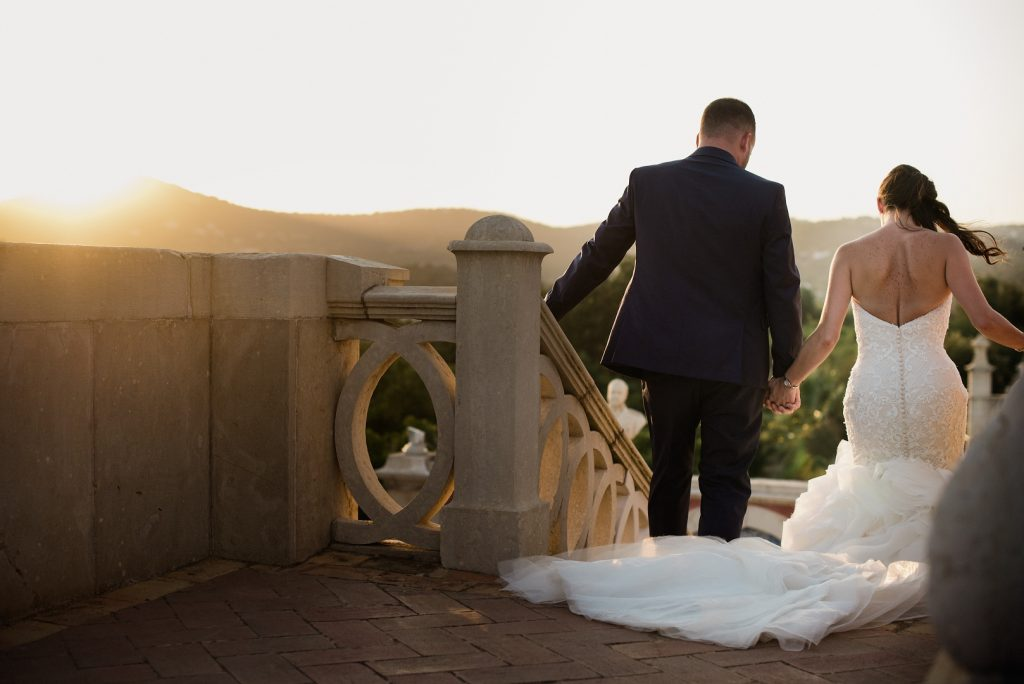 Jennifer & Scott - Wedding - Palacio de Estoi - Algarve - Luis Efigenio