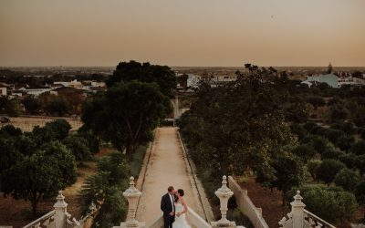 Destination Wedding in Algarve Portugal // Jennifer & Scott