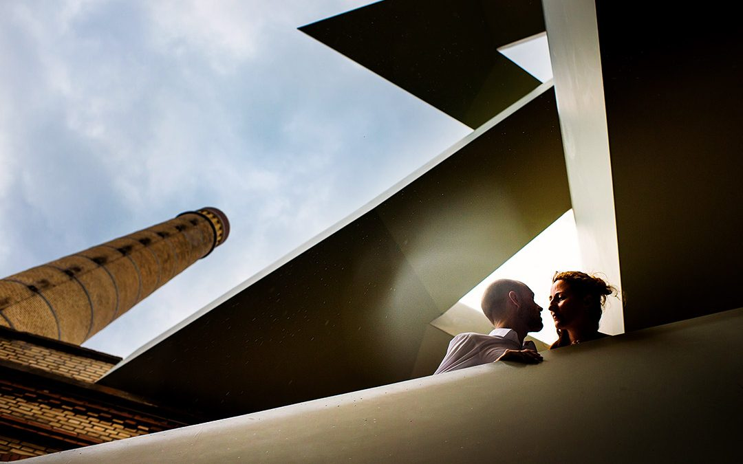 Super Fun Engagement Session on the streets of Basel, Switzerland