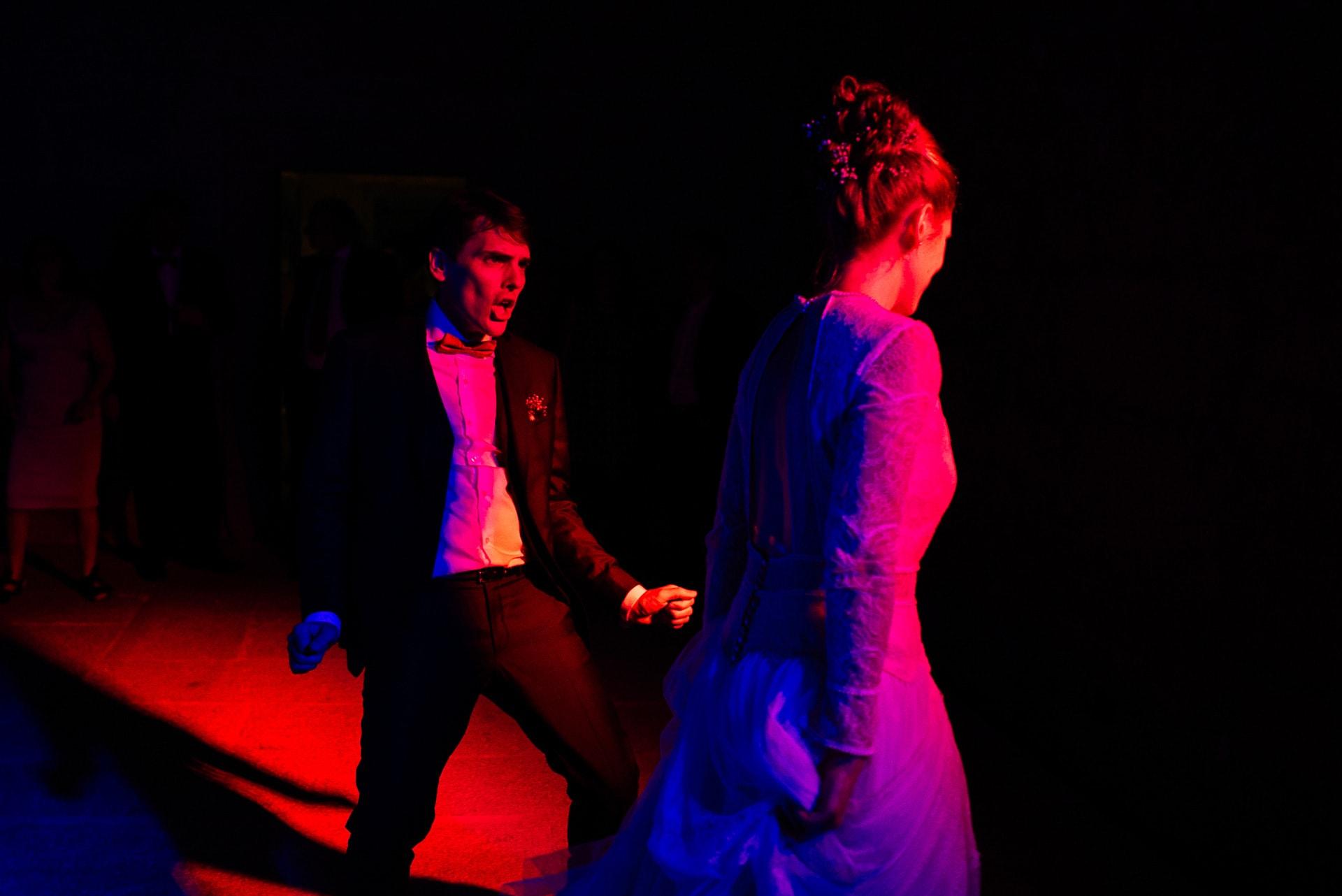wedding - rachel & David - Photo by Luis Efigenio